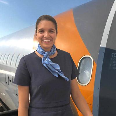 Azafata de Vuelo - Tripulante de Cabina de Pasajeros - Curso Auxiliar de vuelo